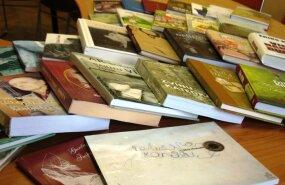 В 2010 году в Латвии издано меньше всего книг за 14 лет