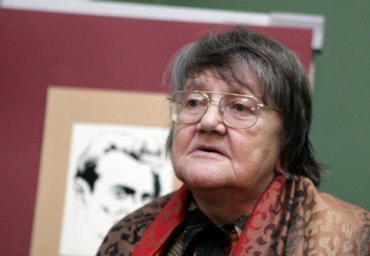 Умерла поэтесса и переводчик Людмила Азарова
